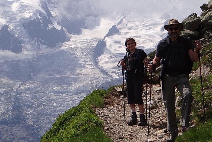 tour du mont blanc guided walkers