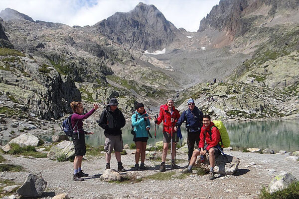 mt blanc self guided group